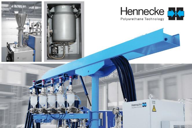 ELASTOLINE im Modelljahrgang 2012: neue verfahrenstechnische Merkmale und weitere spezifische Möglichkeiten